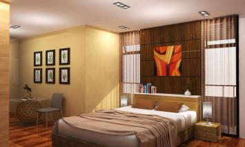 master`s bedroom